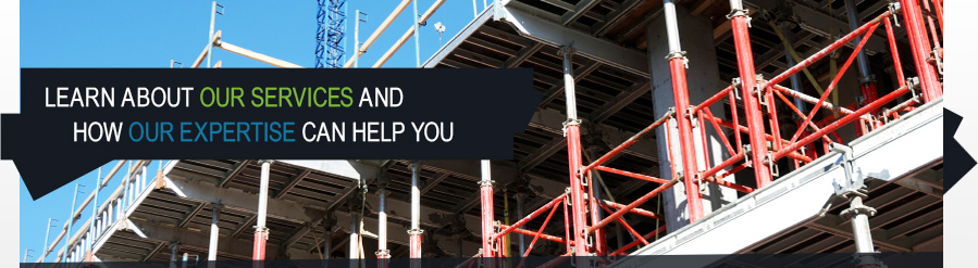 banner image - services - metal structure